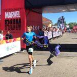 Победа Ярослава Кузьмина на забеге на 3км в Угличе