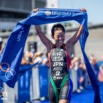 Победа Аи Уеды на 2019 Discovery World Triathlon Cup