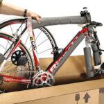 Как упаковать велосипед в коробку для перевозки